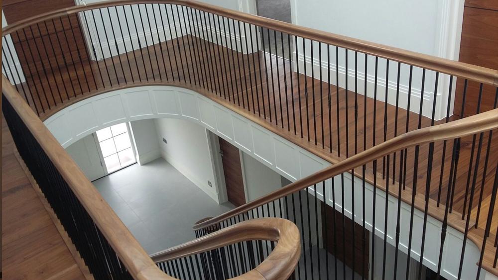 Framilode---stair-case